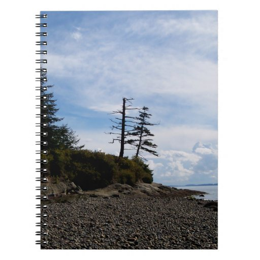 Two Tree Point Notebook