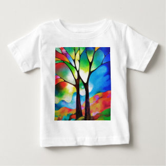 Two Trees Baby T-Shirt