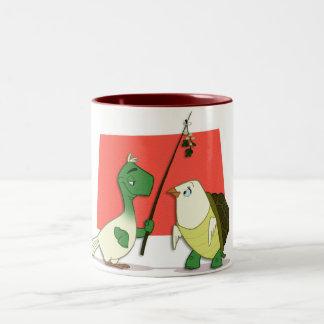 """Two Turtle Doves"" Mug"