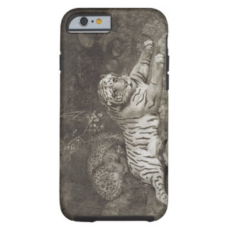 Two Tygers, engraved by the artist, pub. 1788 (etc Tough iPhone 6 Case