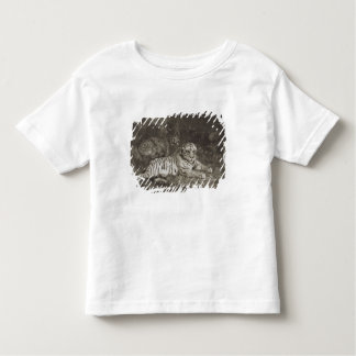 Two Tygers, engraved by the artist, pub. 1788 (etc Toddler T-shirt