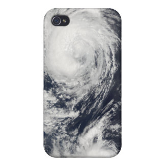 Two Typhoon systems approaching the Far East Covers For iPhone 4