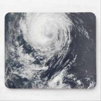 Two Typhoon systems approaching the Far East Mouse Pad
