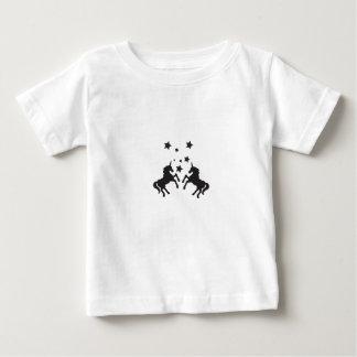 Two unicorns t-shirt