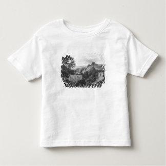 Two Upper Cotton Works, New Lanark Textile Toddler T-shirt