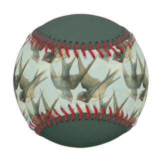 Two Vintage Swallows Baseball