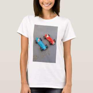 Two vintage toy cars T-Shirt