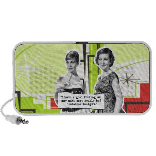 Two Vintage Women with Modern Day Intentions Speaker