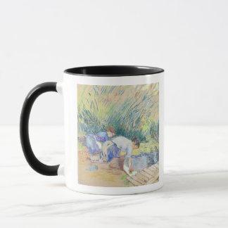 Two Washerwomen (pastel on paper) Mug