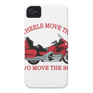 Two Wheels iPhone 4 Case-Mate Case