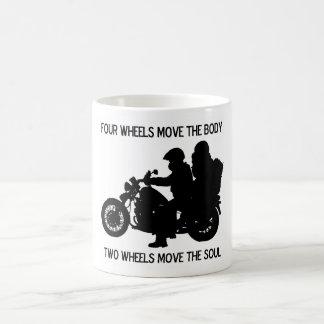 Two Wheels Move The Soul Coffee Mug