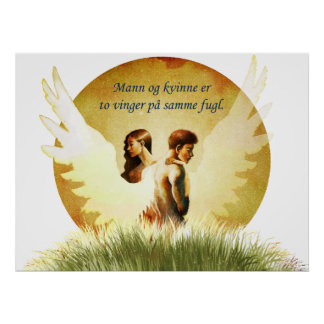 Two Wings (Norwegian) Poster