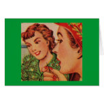 Two Women Cards
