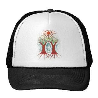 Two Wordls Trucker Hat