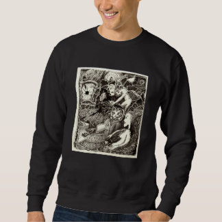 Two Worlds, by Brian Benson. Sweatshirt