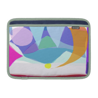 Two Worlds Sleeves For MacBook Air