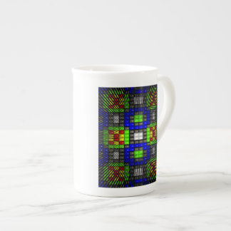 'Two Worlds' Tea Cup