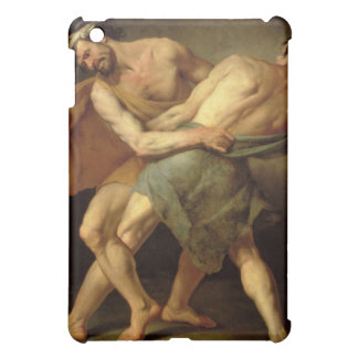 Two Wrestlers iPad Mini Case