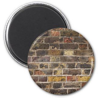 Two Yellow Bricks magnet