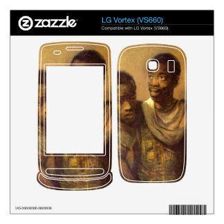 Two young Africans by Rembrandt Skins For LG Vortex