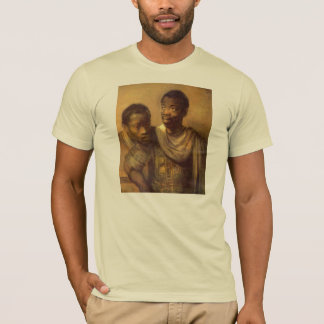 Two young Africans by Rembrandt T-Shirt