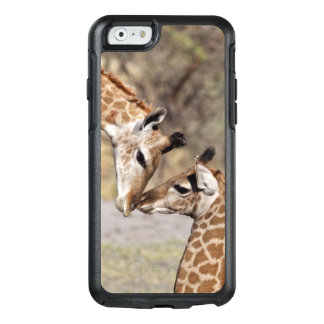 Two Young Giraffes OtterBox iPhone 6/6s Case