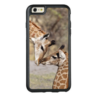 Two Young Giraffes OtterBox iPhone 6/6s Plus Case