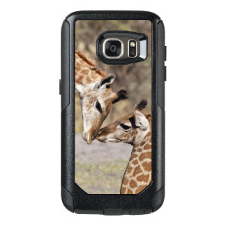 Two Young Giraffes OtterBox Samsung Galaxy S7 Case
