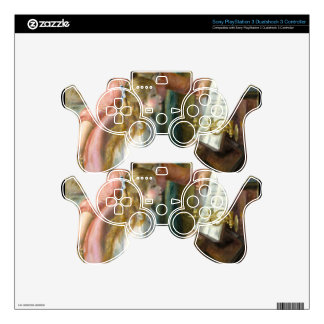 Two Young Girls at the Piano - Renior Skins For PS3 Controllers