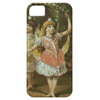Two young girls perform ballet iPhone SE/5/5s case