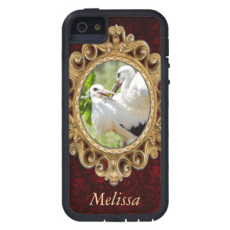 Two Young Storks, Birds Animal Photography iPhone 5 Covers
