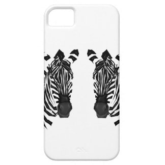 Two Zebras iPhone 5 ID Case