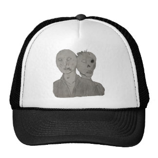 Two Zombies Trucker Hat