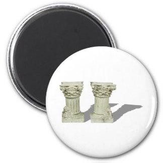 TwoColumns092610 2 Inch Round Magnet
