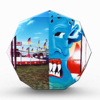 TwoFace Fair Photo Acrylic Award