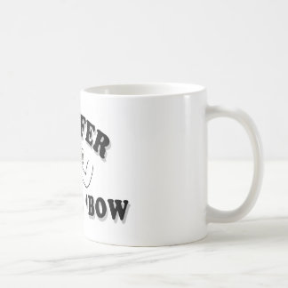 Twofer at the 'bow coffee mug