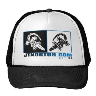 TWOGATOR.png Trucker Hat