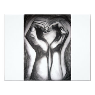 twohands - one heart card