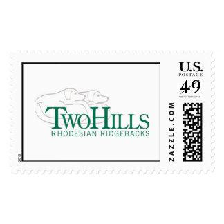 twohillssmall postage stamp