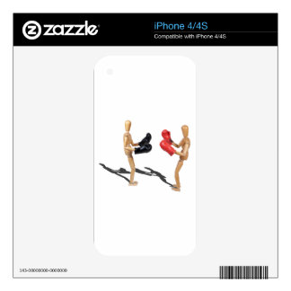 TwoPeopleSparringBoxingGloves103013.png iPhone 4 Decal