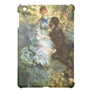 Twosome by Pierre Renoir iPad Mini Cases