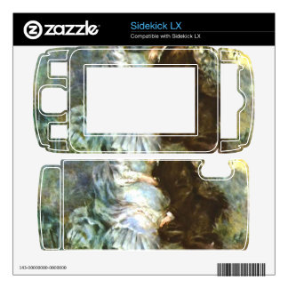Twosome by Pierre Renoir Skins For The Sidekick LX
