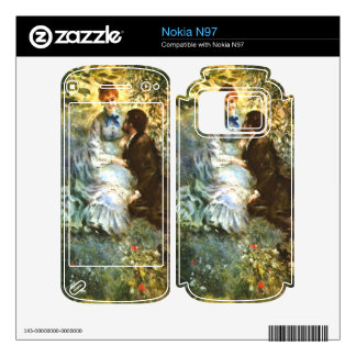 Twosome by Pierre Renoir Skins For The Nokia N97