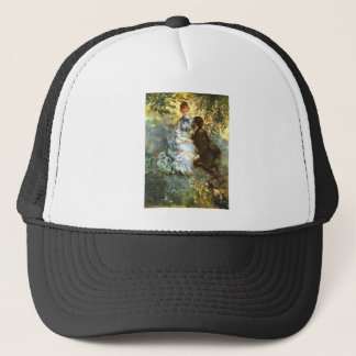 Twosome by Pierre Renoir Trucker Hat