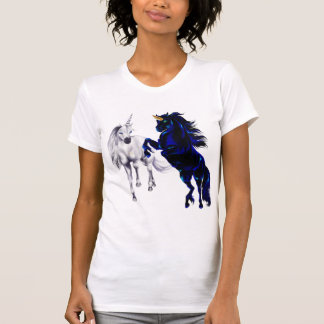 twounicornsTrans Camisetas