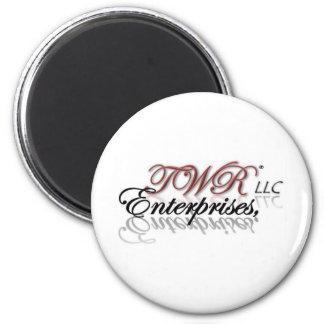 TWR Enterprises company logo Magnet