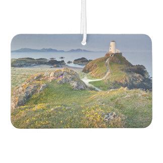 Twr Mawr Lighthouse On Llanddwyn Island Air Freshener
