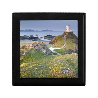 Twr Mawr Lighthouse On Llanddwyn Island Gift Box