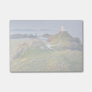 Twr Mawr Lighthouse On Llanddwyn Island Post-it Notes