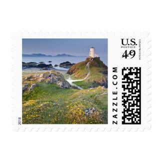 Twr Mawr Lighthouse On Llanddwyn Island Postage